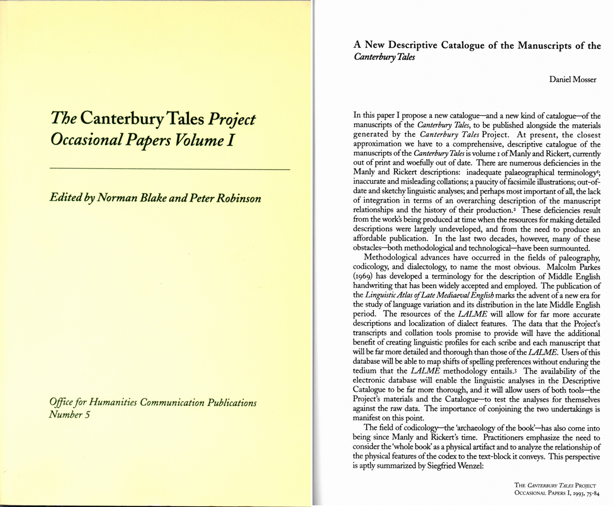 digital catalogue of the manuscripts of the canterbury tales pic